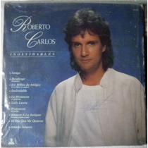 Lp Roberto Carlos - Inovidables - Com Encarte