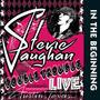 Cd Stevie Ray Vaughan In The Beginning [eua] Novo Lacrado
