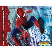 Espetacular Homem Aranha 3 Album + 25 Figurinhas Para Colar