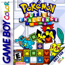 Lacrado! Nintendo Game Boy Color Pokemon Puzzle Challenge