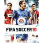 Game - Pc Dvd - Jogo Fifa Soccer 10 - Futebol - G0076