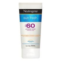 Neutrogena Sun Fresh Fps 60 Corpo 200ml