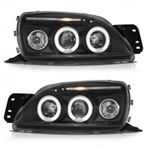 Tuning Imports Par Farol Projector Ford Fiesta Courier 99/14
