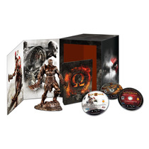 God Of War Omega Collection - Temos E-sedex