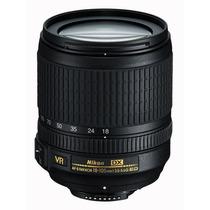 Lente Af-s Dx Nikkor 18-105mm