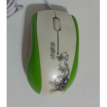 Mouse Optico Otico - Frete Grátis - Compativel Mac E Windows