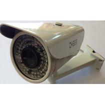 Camera Infravermelho Ir Cut Sony Real 800l 80mts 72leds