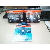Lampada Osram Night Breaker Unlimited Kit H7 H1 Pingão 4000k