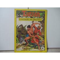Tarzan Album / Ebal 1980 / O Massacre Dos Inocentes