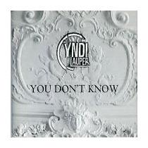 Cd-single-cyndi Lauper-you Don´t Know-3 Versões-otimo Estado