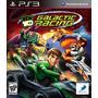 Playstation 3 - Ben 10: Galactic Racing