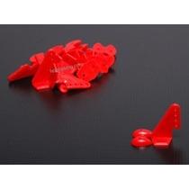Horns 20x27mm (10 Peças) Vermelho
