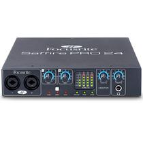 Interface De Audio Focusrite Saffire Pro24 Firewire