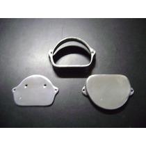 Kit 4 Mufla Protético Dentário Em Aluminio Fundido