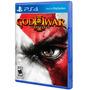 Jogo God Of War 3 Remastered Ps4 Original Lacrado