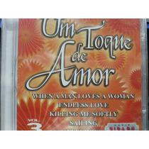 Cd Um Toque De Amor Volume 3 (radio Cidade)