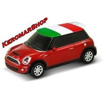 Super Pen Drive Autodrive Mini Cooper Italia 8gb Leilão