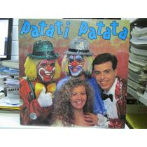 Lp Patati Patata Disco Vinil Usado 1992 Exx Estado