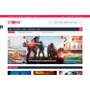 Template Site Wordpress Para Blog, Magazine E Notícias