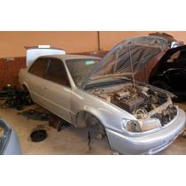 Sucata Toyota Corolla 00/01