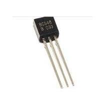 Transistor Bc548 - Bc 548 Pacote Com 10 Peças.