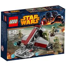 Brinquedo Lacrado Lego Star Wars Kashyyyk Troopers 75035