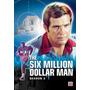 Dvd O Homem De 6 Milhões De Dólares - Série Completa