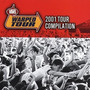 Cd Warped Tour 2001 - Rancid, Afi, Sum 41 E Mais! Raridade!