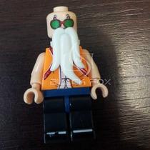 Mestre Kame Sennin Dragon Ball Z - Zhiao Compatível Com Lego