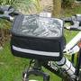 Bolsa Frontal Para Mountain Bikes Tiras Refletivas Brinde!!