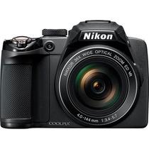 Nikon Câmera Digital Coolpix P500 +nfe +garantia
