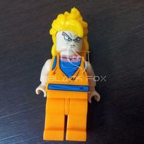 Super Son Goku Dragon Ball Z - Zhiao Compatível Com Lego