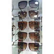 Óculos Sol Quadrado Gucii Atacado - Pronta Entrega