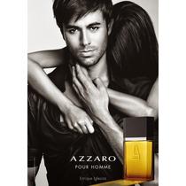 Perfume Azzaro Pour Homme Masculino 50ml Original Lacrado