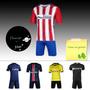 Camisa Futebol Europa Só Camisa