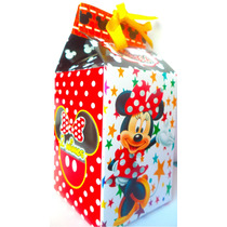 1 Caixinha Personalizada Tipo Milk - Leite - Surpresa