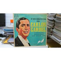 Lp Carlos Gardel Favoritos 1976 Ótimo Estado