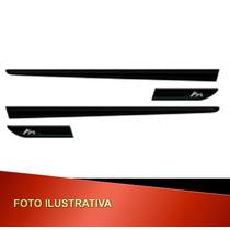 Jgo De Frisos Não Borrachão Lateral Ford Ka - 4 Peças 12/ Mp