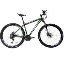 Bicicleta Bike First Xc Aro 29 Freio Disco Hidráulico 24v