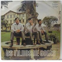 Lp Os Filhos De Goias - Viva O Meu Brasil - 1972 - Caboclo C