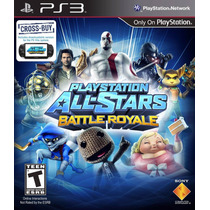 2 Jogos:playstation All-stars + Shadow Of The Colossus - Psn
