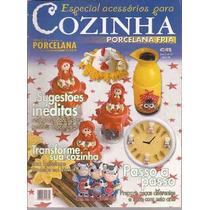 Artesanato - Cozinha Porcelana Fria Biscuit Nº 17