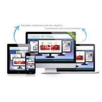 Criação De Loja Virtual Compativel Com Tablets E Celulares