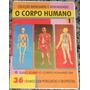 Álbum O Corpo Humano N.1 Completo 1995 Uned Brincando Aprend