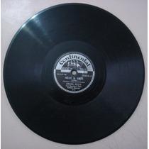 Disco 78 Rpm - Dircinha Batista - Continental15.254