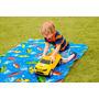Tapete Infantil Tecil Pracinha Carros 1,50x1,30m