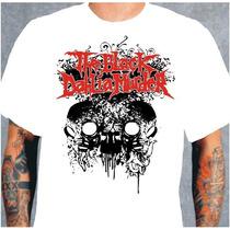 Camiseta Black Dhalia Branco