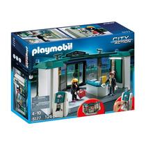 Playmobil City 5177 - Assalto A Banco - Caixa Lacrada!