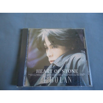 Cd T-bolan Heart Of Stone Música Japonesa
