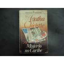 R/m - Livro - Mistério No Caribe - Agatha Christie